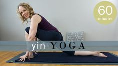 This Full Body Full Yin Yoga Class focuses on fascia and yin yoga for 60 minutes. Spine Pain, Hip Pain, Knee Pain, Yin Poses, Difficult Yoga Poses, Feng Shui, Weak Immune System, Sore Feet, Bridge Pose