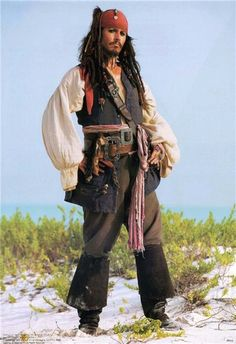 johnny depp jack sparrow pirates of the caribbean white shirt shirt Johnny Depp, Costume Jack Sparrow, Jack Sparrow Quotes, Caribbean Carnival, Diy Halloween Costumes For Women, Pirate Life, Halloween Disfraces, Pirates Of The Caribbean, My Idol