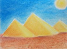 Sixth Grade lessons on Egypt. Mystery of History Volume Lessons 24 Ancient Egypt Lessons, Ancient Egypt Pyramids, Ancient Egypt Art, Ancient History, 6th Grade Social Studies, 6th Grade Art, Ninth Grade, Seventh Grade, Elementary Art Rooms