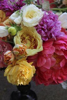 flower arrangements by Sarah Winward check the blog sarahjwindard.blogspot.com