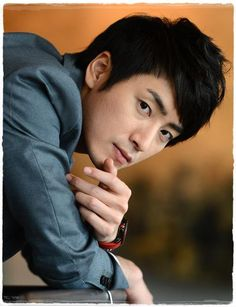 Lee Joon Hyuk the prosecutor ~ City Hunter. oh crap he's the second male lead, therefore his heart will be broken.