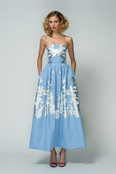 Bibhu Mohapatra, pre-spring/summer 2015 fashion collection