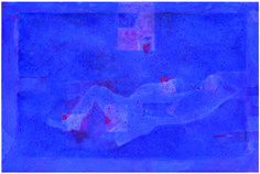 """Alessandro Savelli """"Buona Notte"""", 2015, Olio e tempera su tela, 150 x 200 cm, Foto di Mauro Ranzani.  Mostra WELOVESLEEP, Galleria Santa Radegonda, fermata Duomo della metropolitana di Milano, fino al 14 giugno 2015. INGRESSO GRATUITO #welovesleep"""