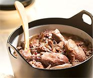 Coq au vin - Betty Bossi Japchae, Thai Red Curry, Entrees, Grilling, Pork, Beef, Chicken, Cooking, Ethnic Recipes