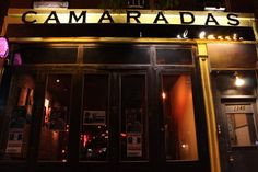 Camaradas El Barrio Great Drinks, Live Music and delicious food in Spanish Harlem New York City