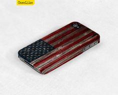 #American #Flag #iPhone #5 #Case American Flag iPhone Case by #caselike, $22.00