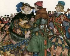 Tales from Chaucer Index