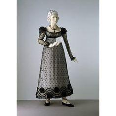 Evening dress - 1818