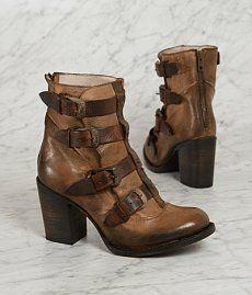 Freebird by Steven Bates Boot - Women's Shoes in Cognac