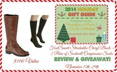 FootSmart Boots & Sockwell Giveaway ~ Ends 11/29 - mama pure