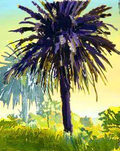 Napa Valley 2005 | Carol Carter Watercolors and Acrylics