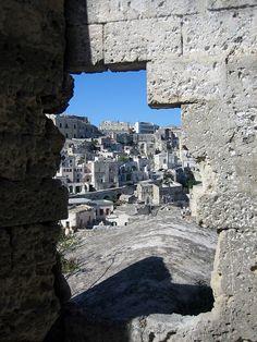 Matera, Italy by angloitalian followus, via Flickr
