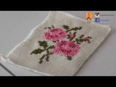 Tunisian Croched - Tunus İşi Yapımı - Tunus İşi Battaniye - YouTube Tunisian Crochet Patterns, Crochet Granny, Crochet Shawl, Crochet Stitches, Granny Square Blanket, Manta Crochet, Crochet Blocks, Labor, Crochet Tablecloth