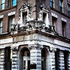Amazing architecture in Savannah, GA