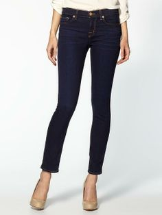 J Brand 811 Mid-Rise Skinny Jeans | Piperlime