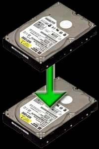 Should you clone or image your hard drive and what is the difference? Here's how to clone your hdd with imaging software. Best way to backup or duplicate your computer. Computer Hard Drive, Computer Repair, Computer Technology, Gaming Computer, Computer Science, Computer Tips, Computer Laptop, Gaming Setup, Diy Electronics