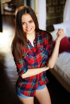 My name is Olga. I live in Kiev, #Ukraine and i am 22 y/o, http://www.bestrussianwoman.com/Afina_Olga.html#.VhtzL0aQ-Uk I am very emotional and #romantic #pretty european #girl. I am serious #girl, and I just want to find my man, who I will give my #love and life...I know what I want in my #life and I try to achieve every goal I have
