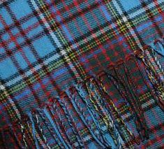 Plaid Woolen Blankets, Plaid Throw, Tartan Blankets - The Scottish Weaver- Anderson Scottish Plaid, Scottish Tartans, Tartan Material, Brown Leather Furniture, Plaid Bedding, Tartan Kilt, Scottish Fashion, Plaid Fabric, Fabric Art