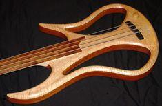 Stambaugh Designs custom 4-string bass