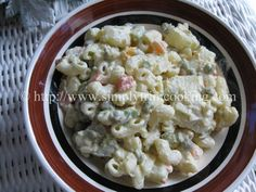 Potato & Macaroni Salad