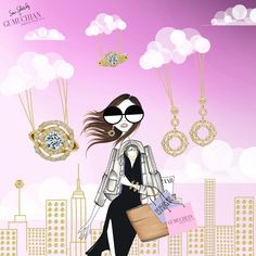 Chic is in the air
