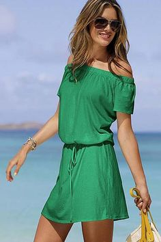 Green is the color this summer