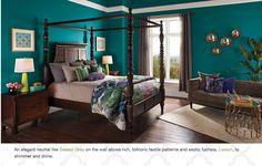 Love the color. Behr paint design trends 2015