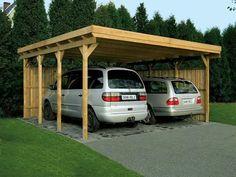 Choisir un carport pour ses véhicules