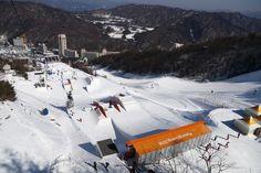 PyeongChang Winter Olympics 2018 Venues   Photo 12   TMZ.com Pyeongchang 2018 Winter Olympics, Outdoor, Outdoors, Outdoor Games, The Great Outdoors