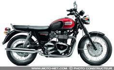 Triumph T100 2014