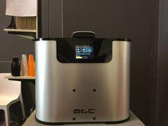 Meccatronicore BB Cure perfeziona la resina - Faq Drone Italy