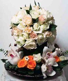 Pilihan Bunga Bungaan Warna Lembut Apabila Dipadu Bersama Mawar Jingga Menyuntik Kontra
