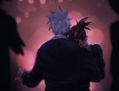 Iruka | Tumblr Naruto Kakashi, Naruto Anime, Naruto Shippuden Anime, Shikamaru, Gaara, Narusasu, Sasunaru, Black Girl Cartoon, Naruto Couples