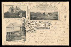 "Gasthof ""Zum Frankenthal"" 1903"
