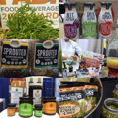 7 Nutrition Trends From the NRA Show 2016 - Nutrition Unplugged Shrub Drink, Tropical Fruits, Gazpacho, Food Trends, Beets, Sprouts, Coconut, Nutrition, Closer