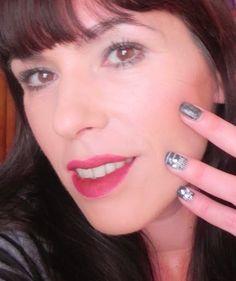 """lapinturera - Blog de cosmética, maquillaje y belleza.: Con aires """"twenties"""" (look, manicura, outfit)"""