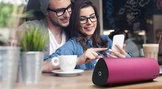 Mit dem KEF MUO Brilliant Rose Limited Edition steht nun eine weitere Farbvariante des KEF MUO zur Verfügung, zudem offerieren die Engländer nun auch eine passende Echtleder-Schutzhülle für den portablen Bluetooth-Speaker.