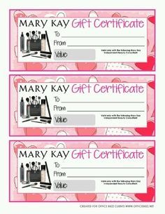 Gift Certificates Just In Time For Call Or Text To Order Jen
