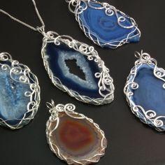 Wrap with a 4-Strand Braid 2 | JewelryLessons.com