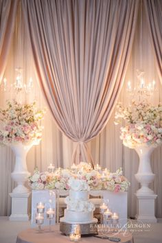 Melissa And Andrews Pretty Cherry Blossom Wedding Hazelton Manor - Wedding Decor Toronto Rachel A. Clingen Wedding & Event Design
