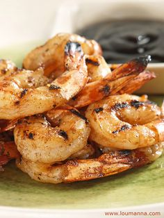 "Having some grilled shrimp would be a wonderful way to enjoy this ""Tasty Tuesday""!"
