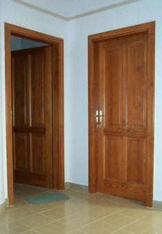 21, Fenyő beltéri ajtók 4 betéttel (Aquazala Kft. Zalaszentgrót)