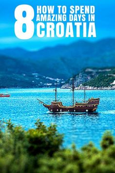 Croatia Tours   8 Days in Dalmatia   Travel Croatia Guide