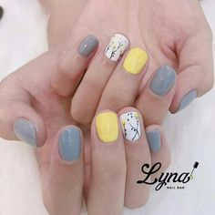 Semi-permanent varnish, false nails, patches: which manicure to choose? - My Nails Acrylic Nail Designs, Nail Art Designs, Acrylic Nails, Perfect Nails, Gorgeous Nails, Trendy Nails, Cute Nails, Easter Nails, Luxury Nails
