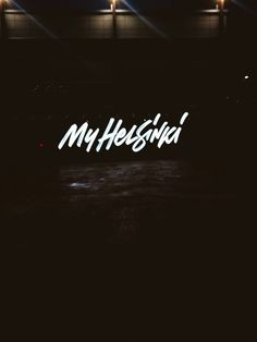 MyHelsinki #helsinki #lights