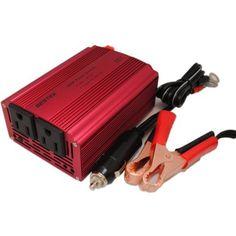 BESTEK 300w charger dc ac power inverter car dc 12v to 110v adapter usb charger…