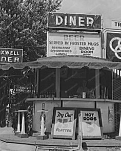 Diner On US Highway Maryland Vintage 8x10 Reprint Of Photo Diner On US Highway Maryland Vintage 8x10 Reprint Of Photo Here is a neat collectible featuring a diner along a U.S. highway in Maryland, cir