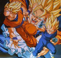 Dragon Ball Super Saiyan
