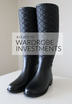 A Guide to Wardrobe Investments | eBay