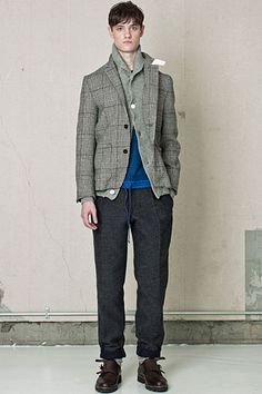 SACAI  2012-'13 A/W MENS COLLECTIONS